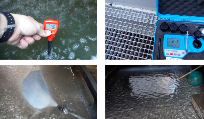 limpieza torres refrigeración sanidad ambiental 360